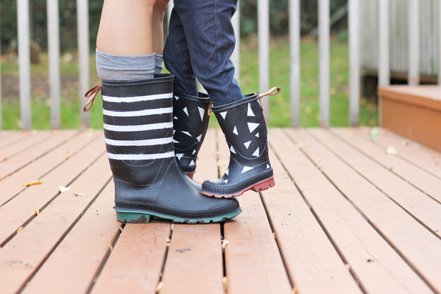 Give your winter galoshes an update.