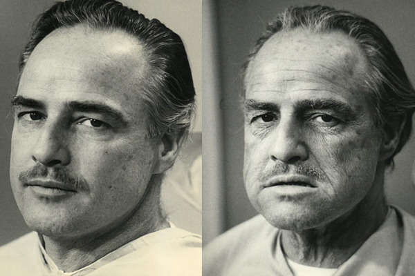 9.) Marlon Brando in <em>The Godfather</em> (1971)