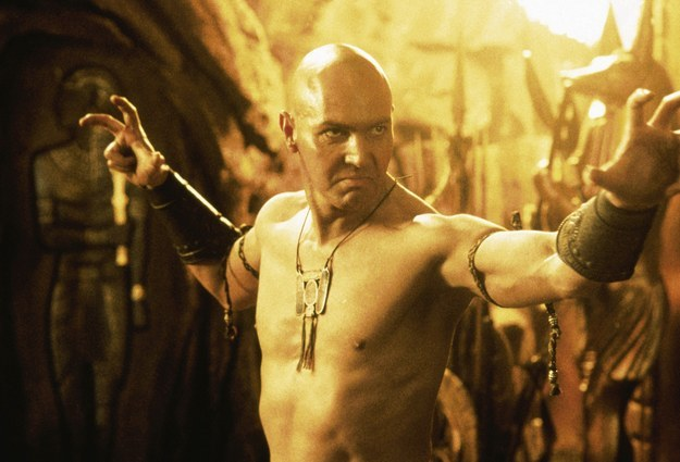 Imhotep, The Mummy and The Mummy Returns