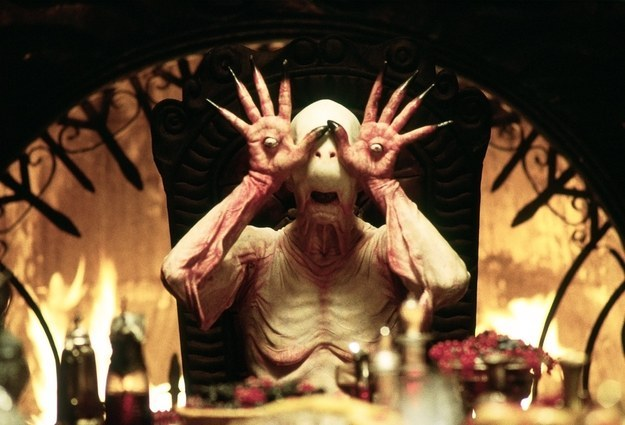 The Pale Man, Pan's Labyrinth