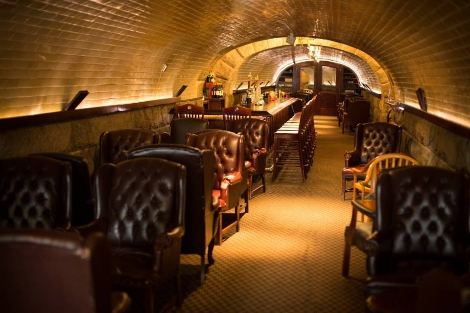The Tunnel Bar — Northampton, Massachusetts