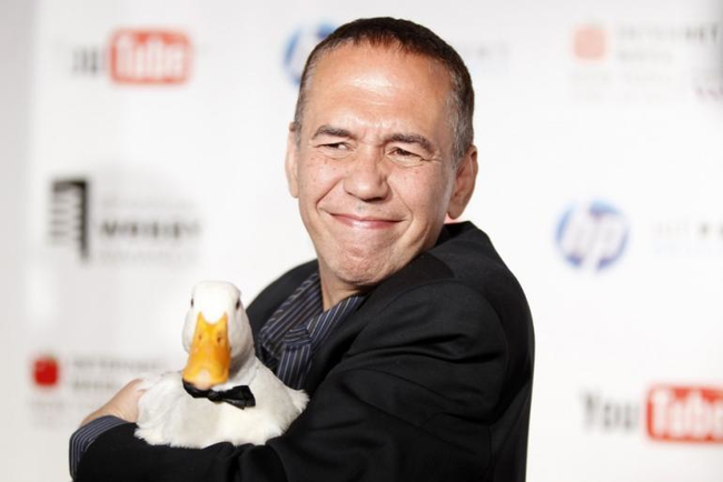 8.) Comedian Gilbert Gottfried was fired from voicing the Aflac duck after he tweeted insensitive jokes in the wake of the Japanese tsunami. While it hasn't ruined his comedy career, you will no longer hear his voice when watching Aflac commercials.
