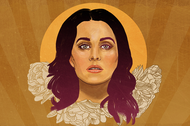 Fireworks And Brimstone: The Personal God Of Katy Perry