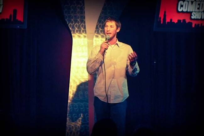 9.) Stand-Up Comedian.