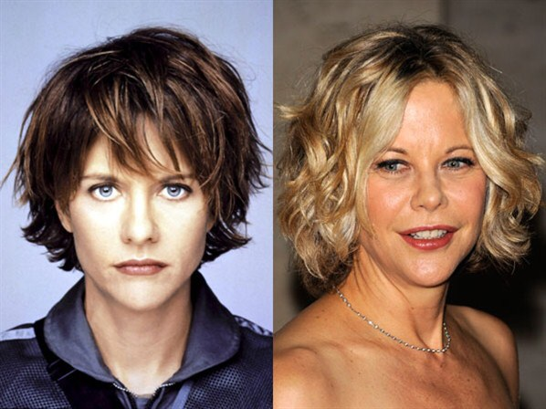 4.) Perhaps the biggest surprise on this list is Meg Ryan.