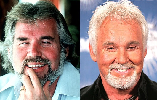 13.) If you know this is Kenny Rogers, then you must be older than me.