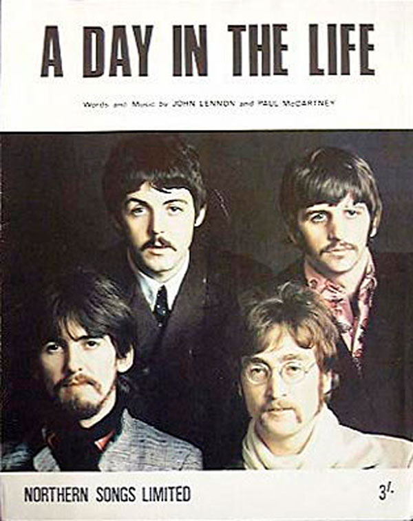 "4) ""A day in the Life"" by The Beatles has an extra high-pitched whistle, audible only to dogs. It was recorded by Paul McCartney for the enjoyment of his Shetland sheepdog."