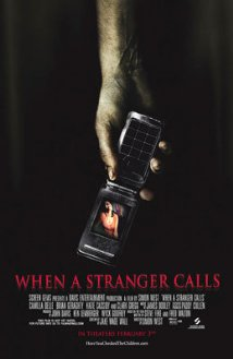 3.) When a Stranger Calls (1979 and 2006)