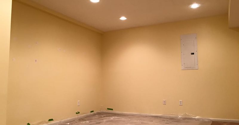 In Just A Few Steps, This Guy Built A Home Theater In His Basement…Epic!