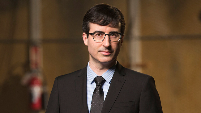 "11.) ""Politics has become infused with narcissism in America."" - John Oliver"