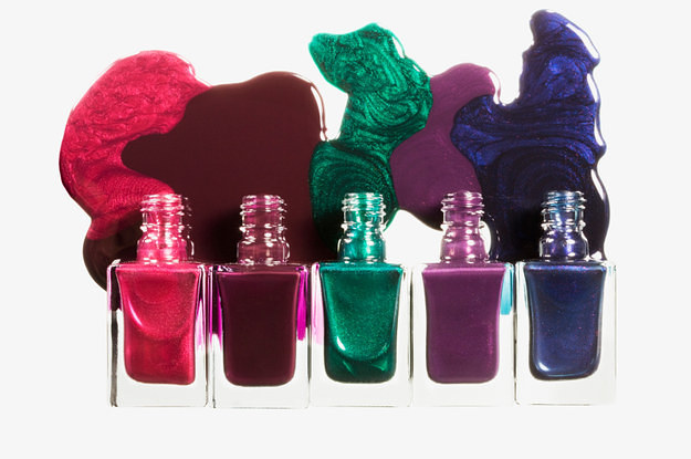 Community Post: 16 Nail Polish Colours To Guide Your College Experience