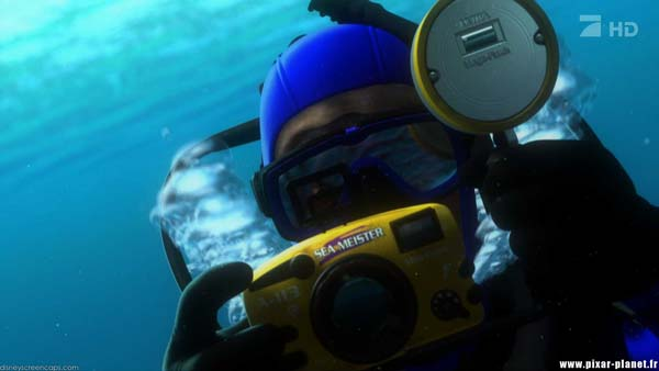 This camera in Finding Nemo.