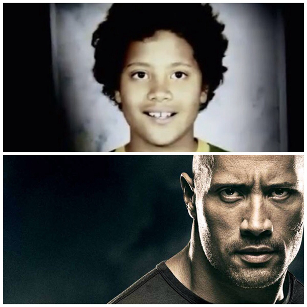 "5.) Dwayne ""The Rock"" Johnson"