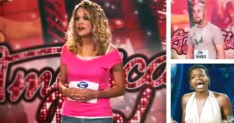 17 Incredible American Idol Auditions That You Probably Forgot About Over The Years