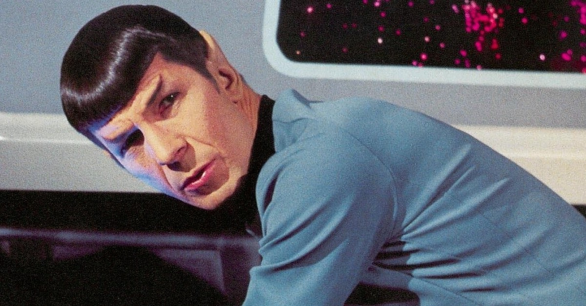 Leonard Nimoy's Spock Was The Nerd Hero Who Taught Us How To Feel