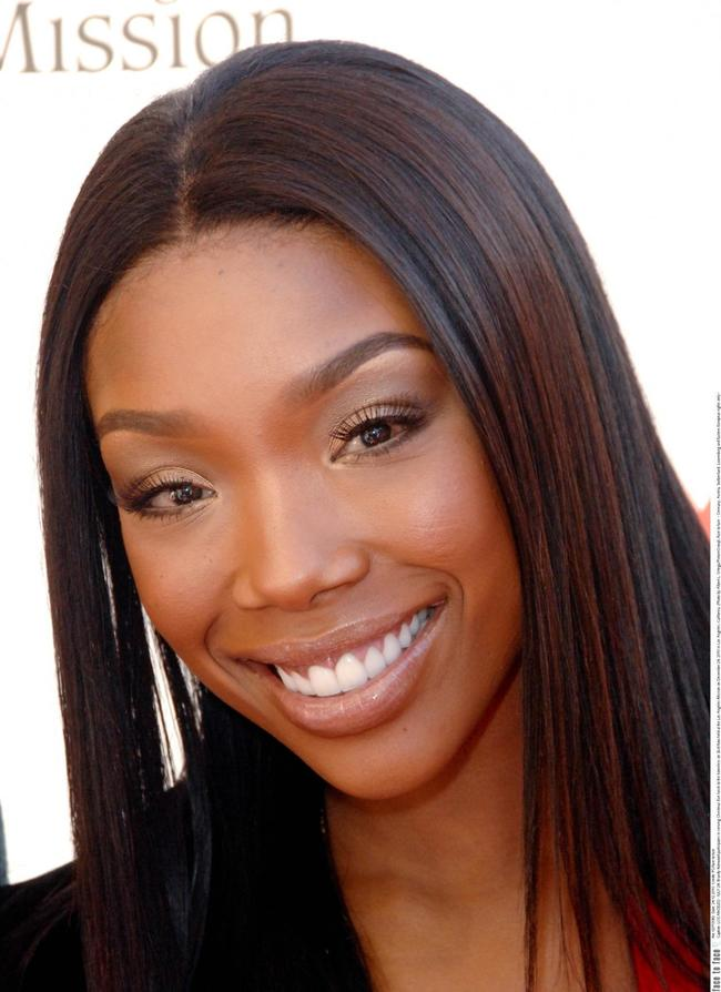3. Brandy: The singer was involved in the 2006 freeway pile-up that resulted in the death of Awatef Aboudihaj.