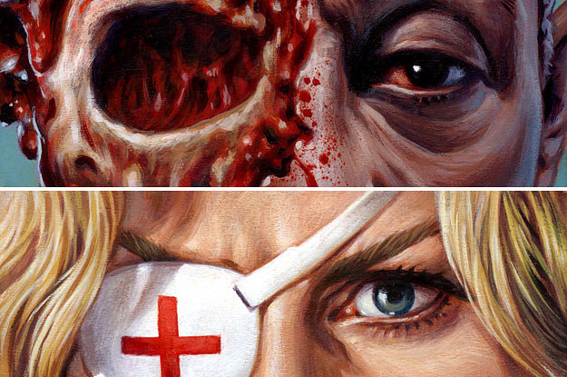 Can You Identify These 15 Famous Pop Culture Characters By Their Eyes?