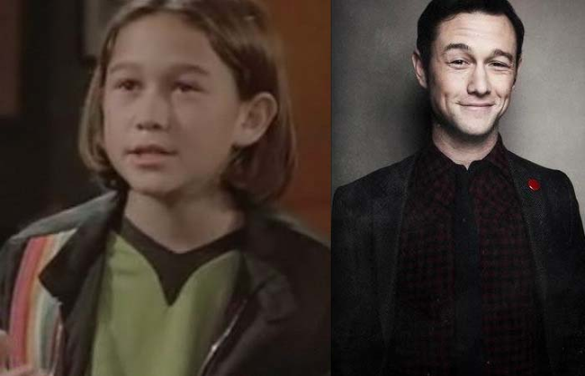 "8.) Joseph Gordon-Levitt from ""500 Days of Summer."""