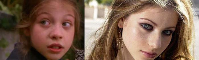 "7.) Michelle Trachtenberg from ""Harriet the Spy."""