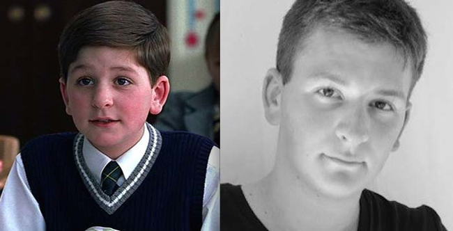 "11.) Brian Falduto from ""School of Rock."""