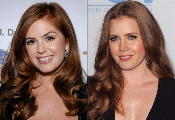 17.) Isla Fisher & Amy Adams