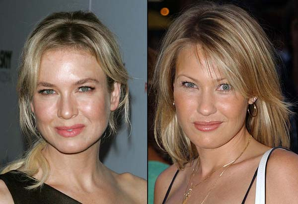 18.) Renee Zellweger & Joey Lauren Adams