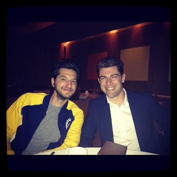 25. Ben Schwartz and Max Greenfield