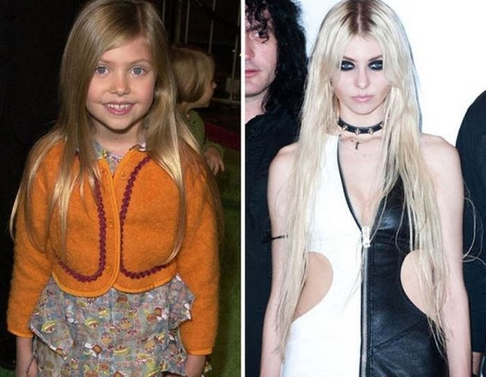 27.) Taylor Momsen - 2000 and now.