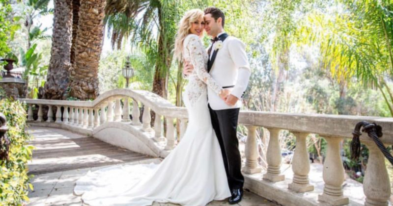 'Dancing With The Stars' Pros Emma Slater And Sasha Farber Are Officially Married